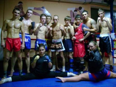 Muay Thai Clubs 15