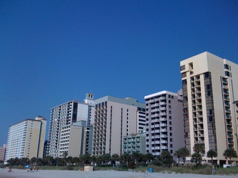 Oceanfront Myrtle Beach Rentals