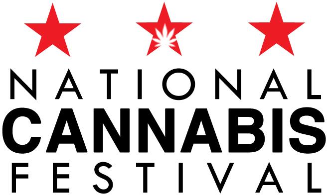 The National Cannabis Festival logo