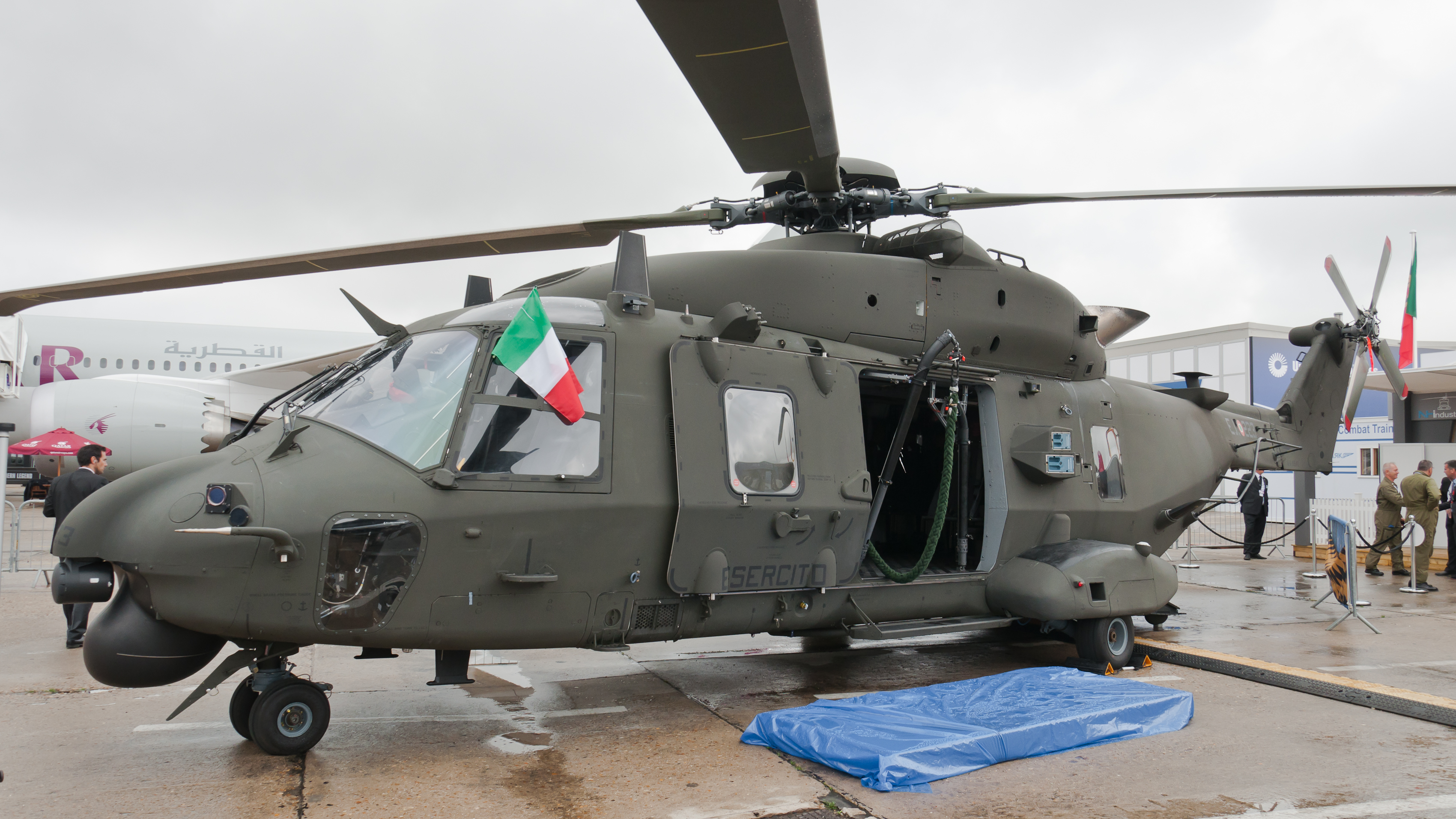 NH90: Europe's Medium Helicopter Gets New Order Despite Issues