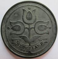 10 cents (World War II Dutch coin)
