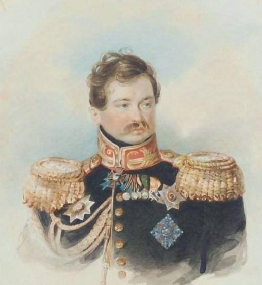 Николай Андреевич Долгоруков