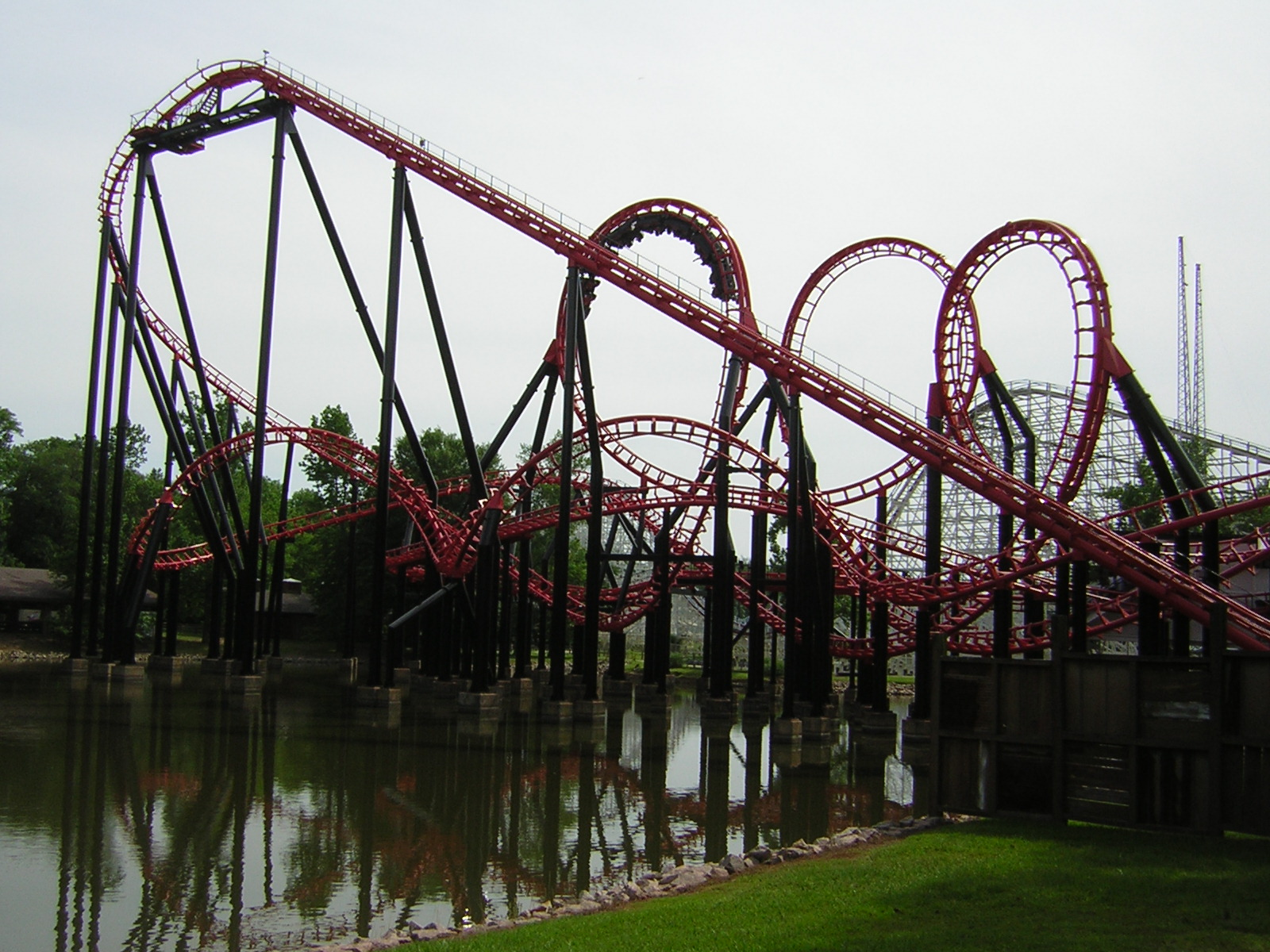 six flags over georgia physics day 2017