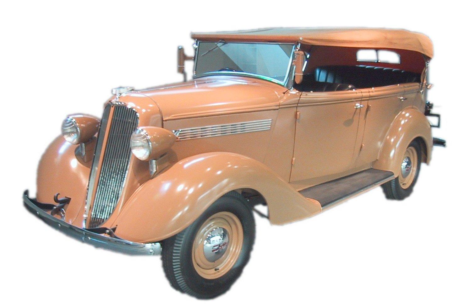 Nissan Model 70 Phaeton, 1938