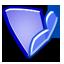 Noia 64 filesystems folder blue open.png