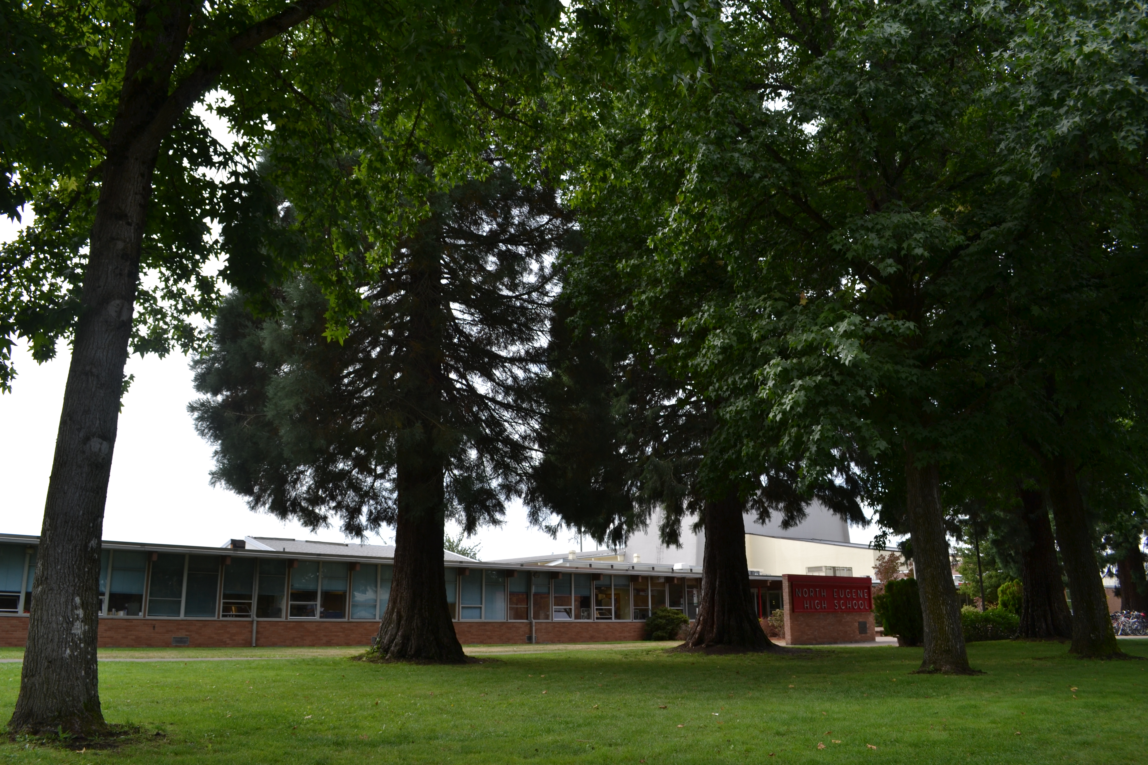 North Eugene High School - Wikipedia