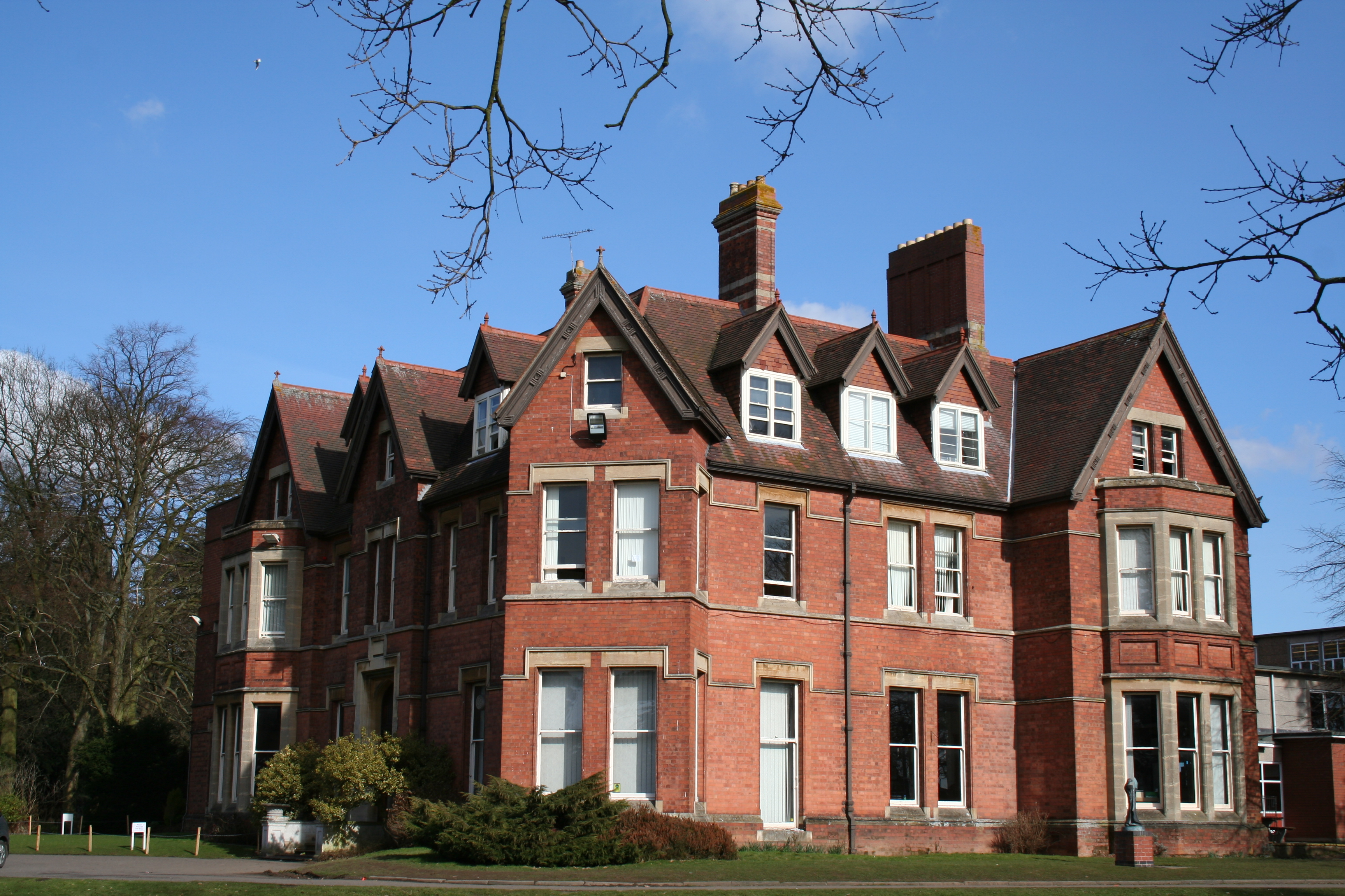 File Old House Coundon Court Jpg Wikimedia Commons