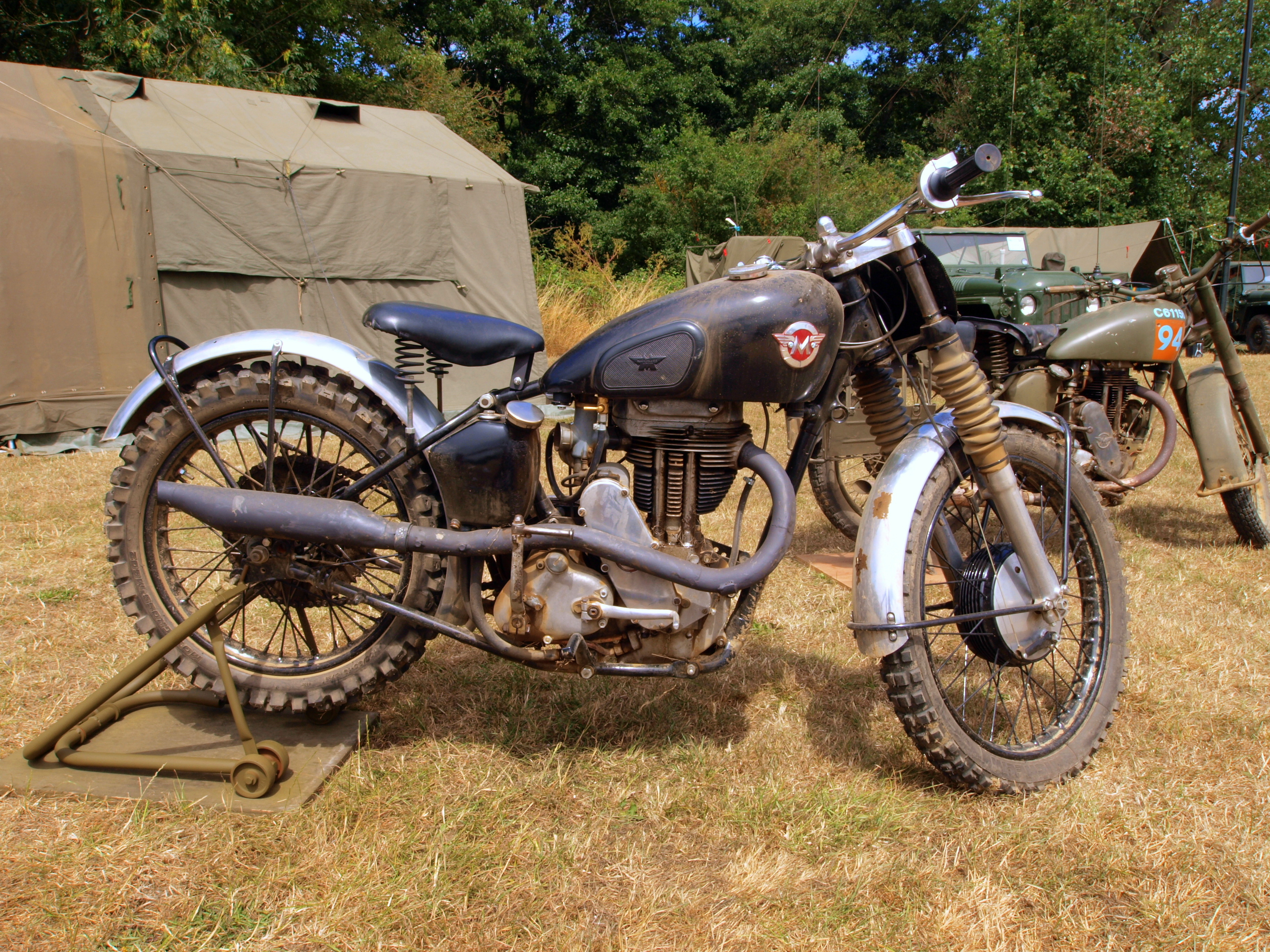 File:Old Matchless motorcycle.JPG - Wikimedia Commons