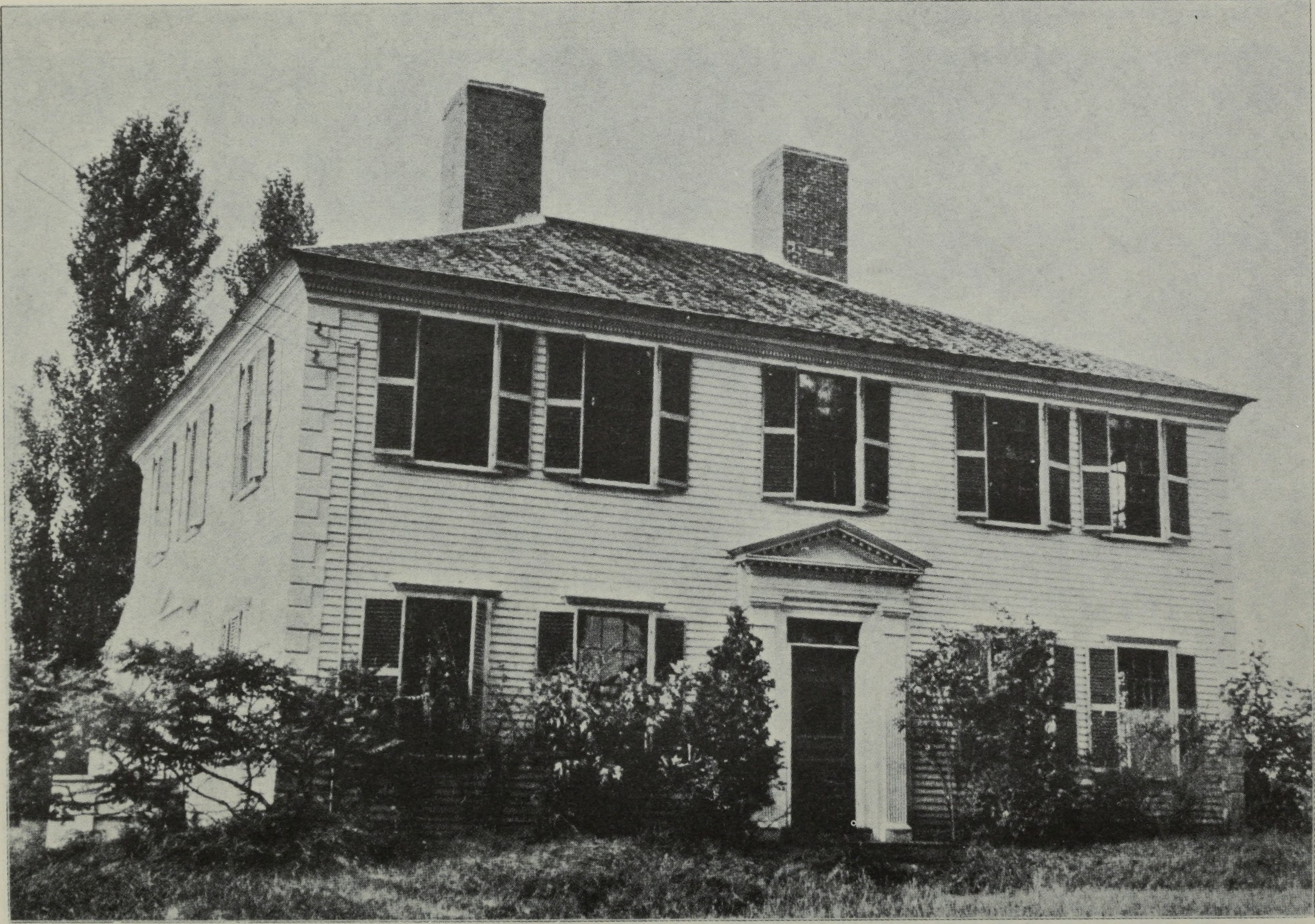 File old new england houses 1920 14578196928 jpg for Classic new england house plans