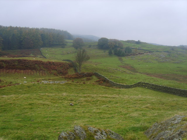 On Raven's Barrow - geograph.org.uk - 1545740