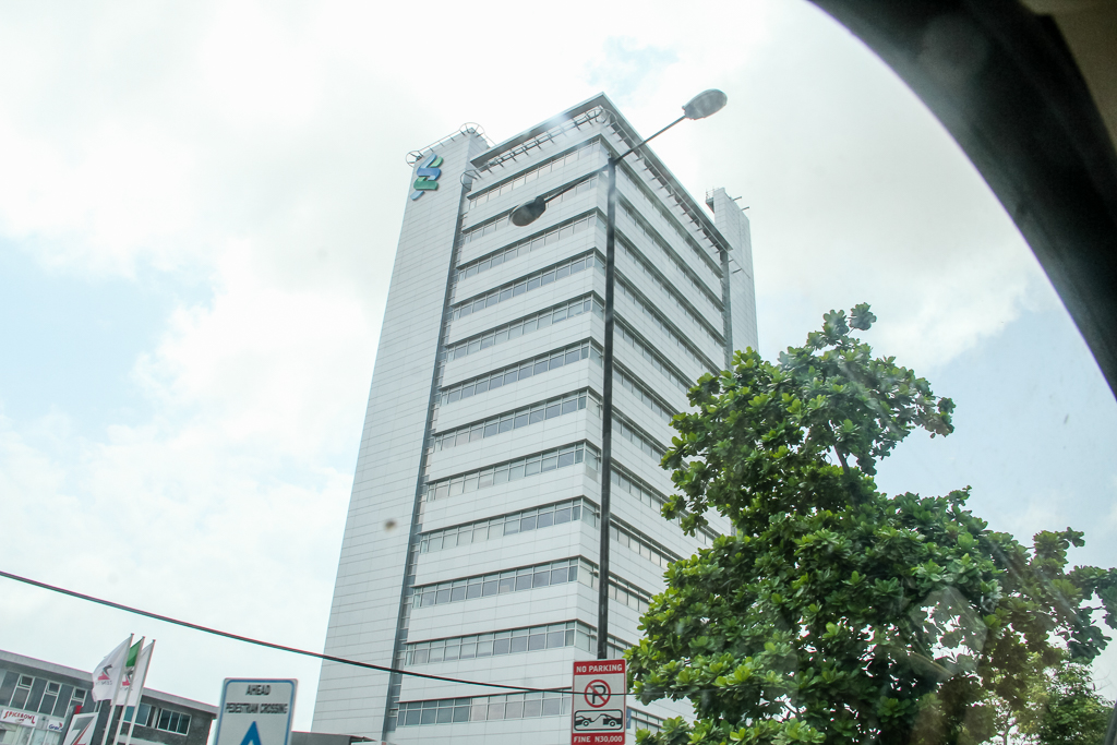 Open University of Nigeria, Lagos Nigeria 01.jpg