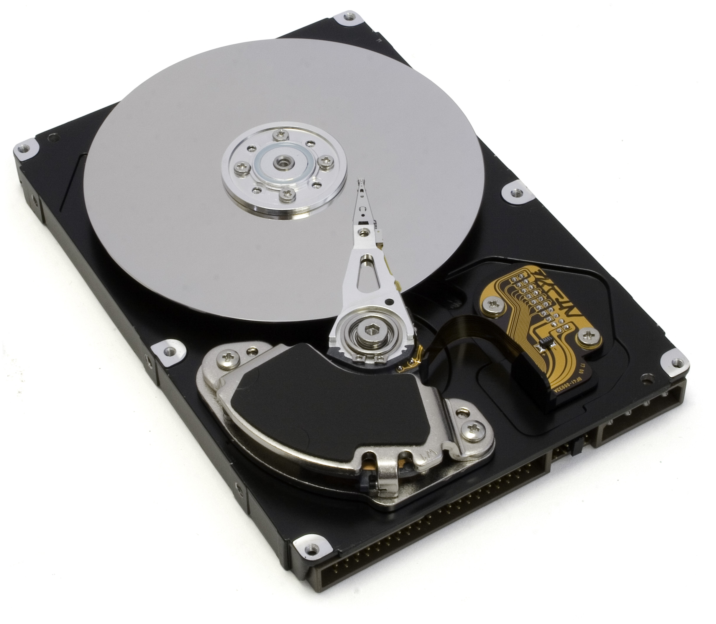 how to take an image of a hard drive