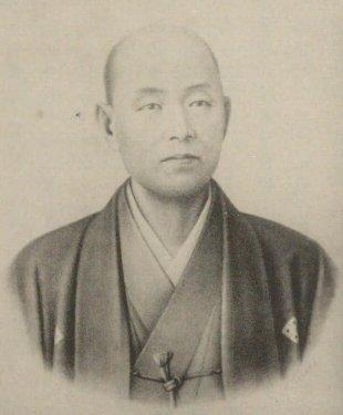 大山綱良肖像写真