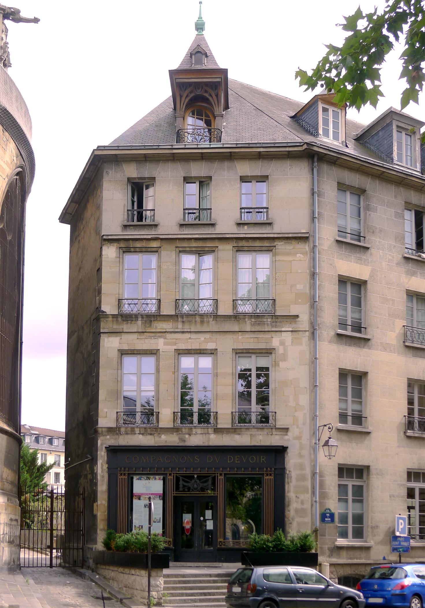 Maison des compagnons paris ventana blog - Compagnon du devoir cuisine ...