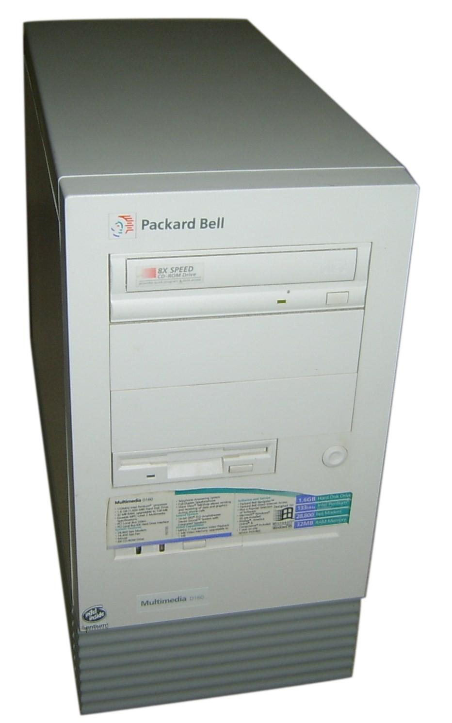 File:Packard Bell Multimedia D160.jpg - Wikimedia Commons