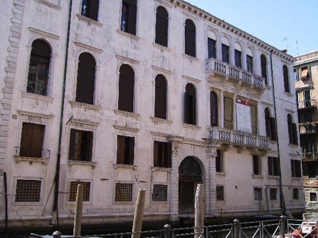 Palazzo Grimani di San Luca Palazzo Grimani di Santa Maria