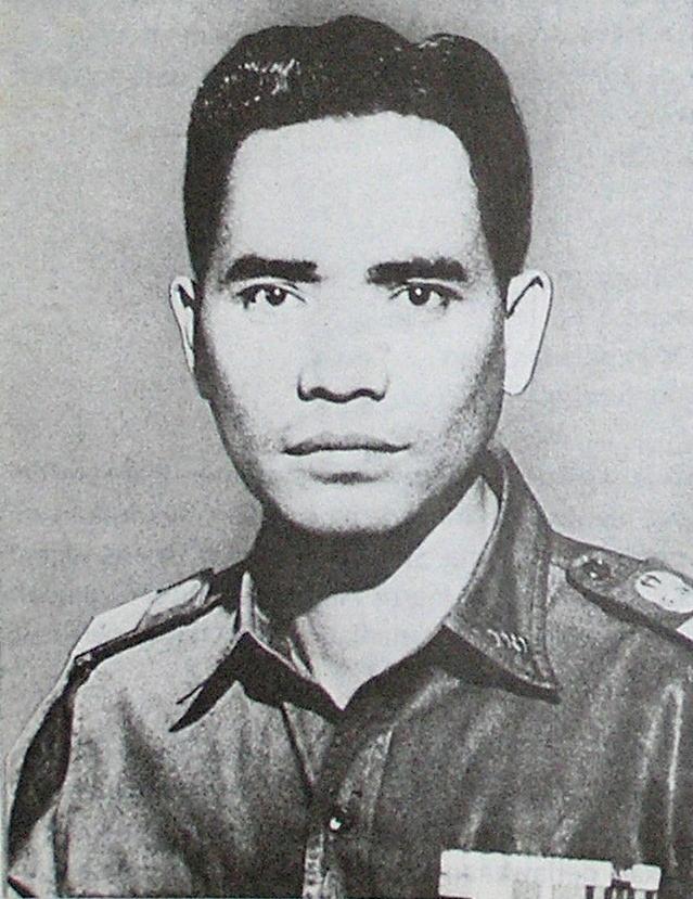 Mayjen D.I Pandjaitan