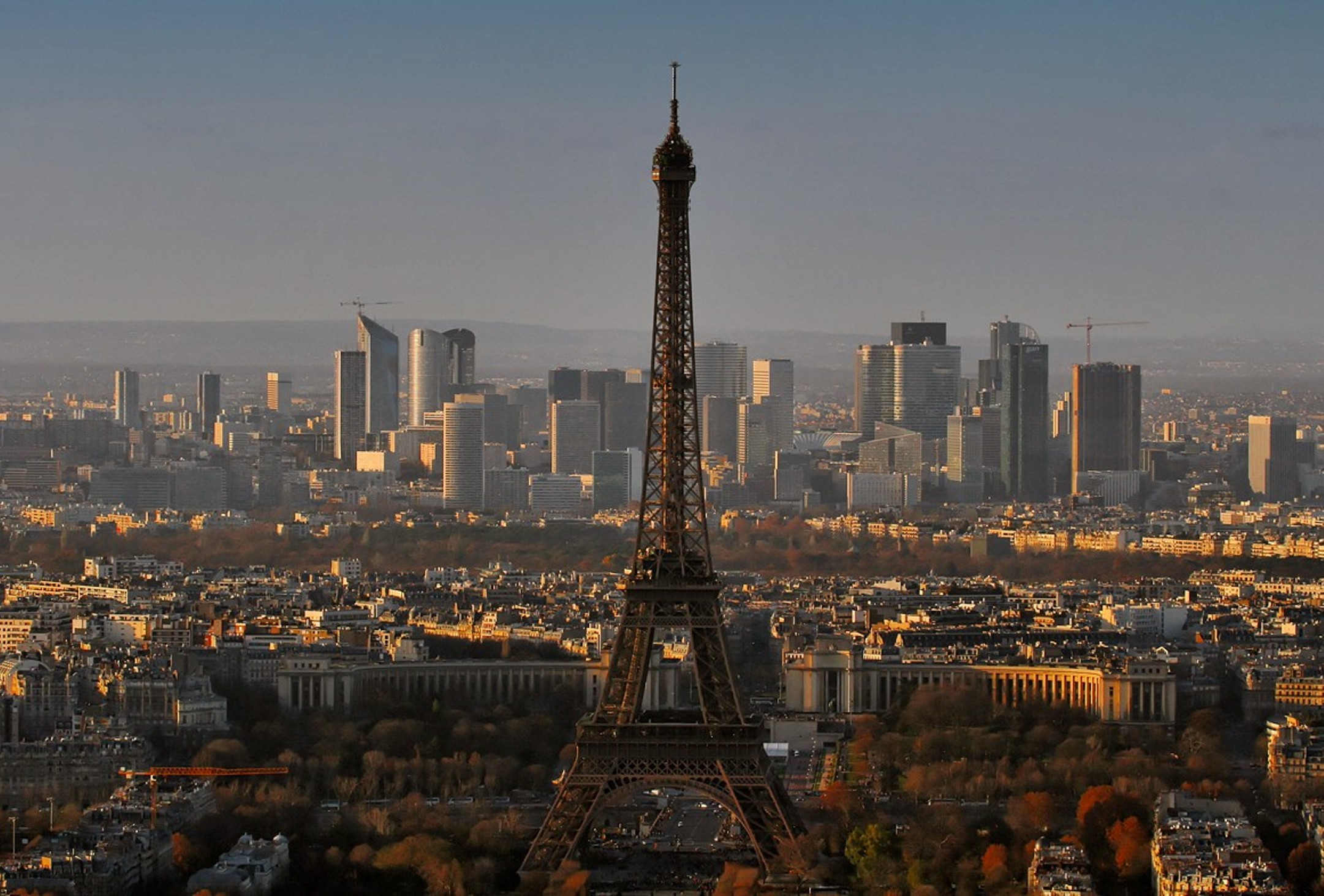 PARIS Panorama_Paris_December_2007