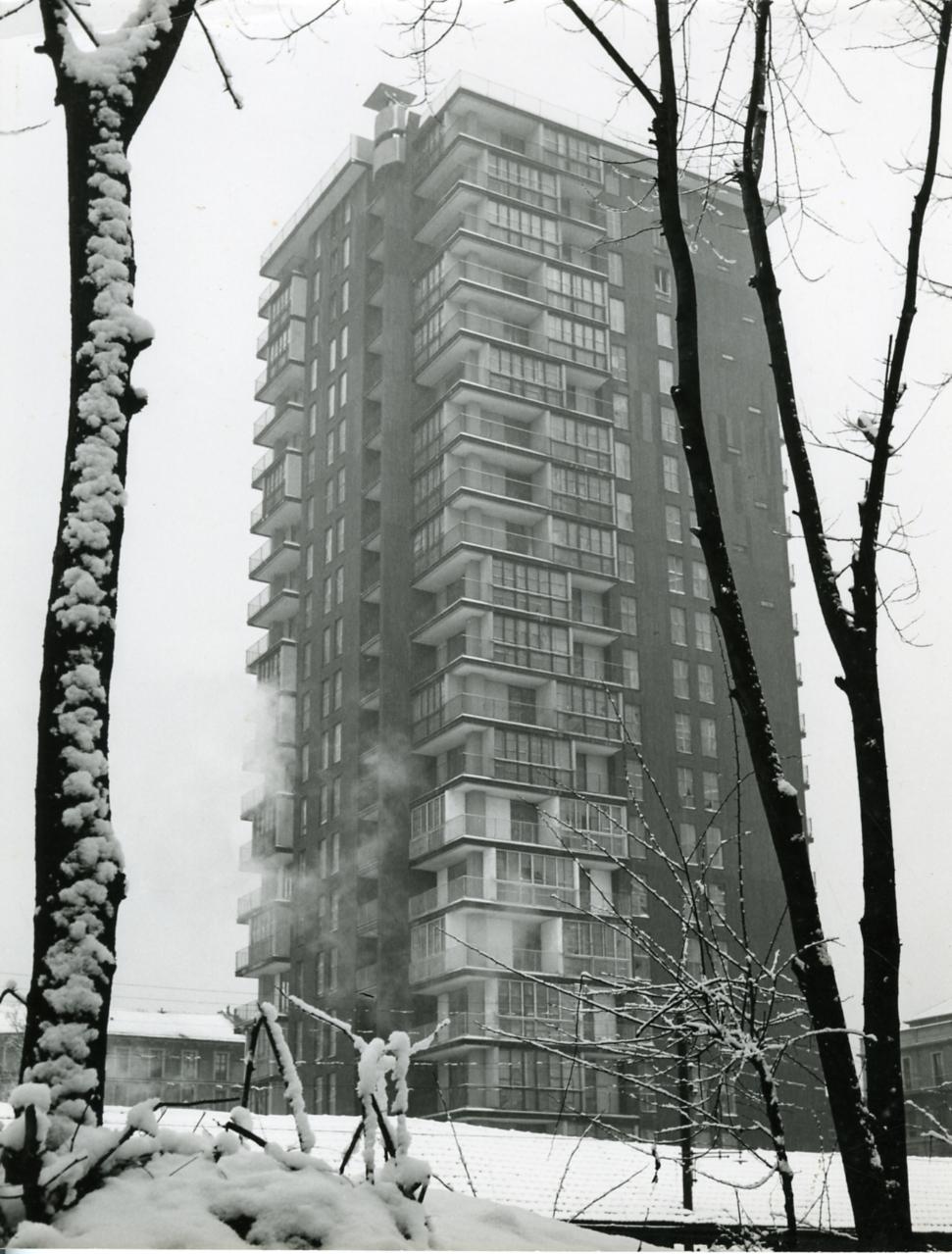 Torre al parco in via revere wikipedia for Via magistretti milano