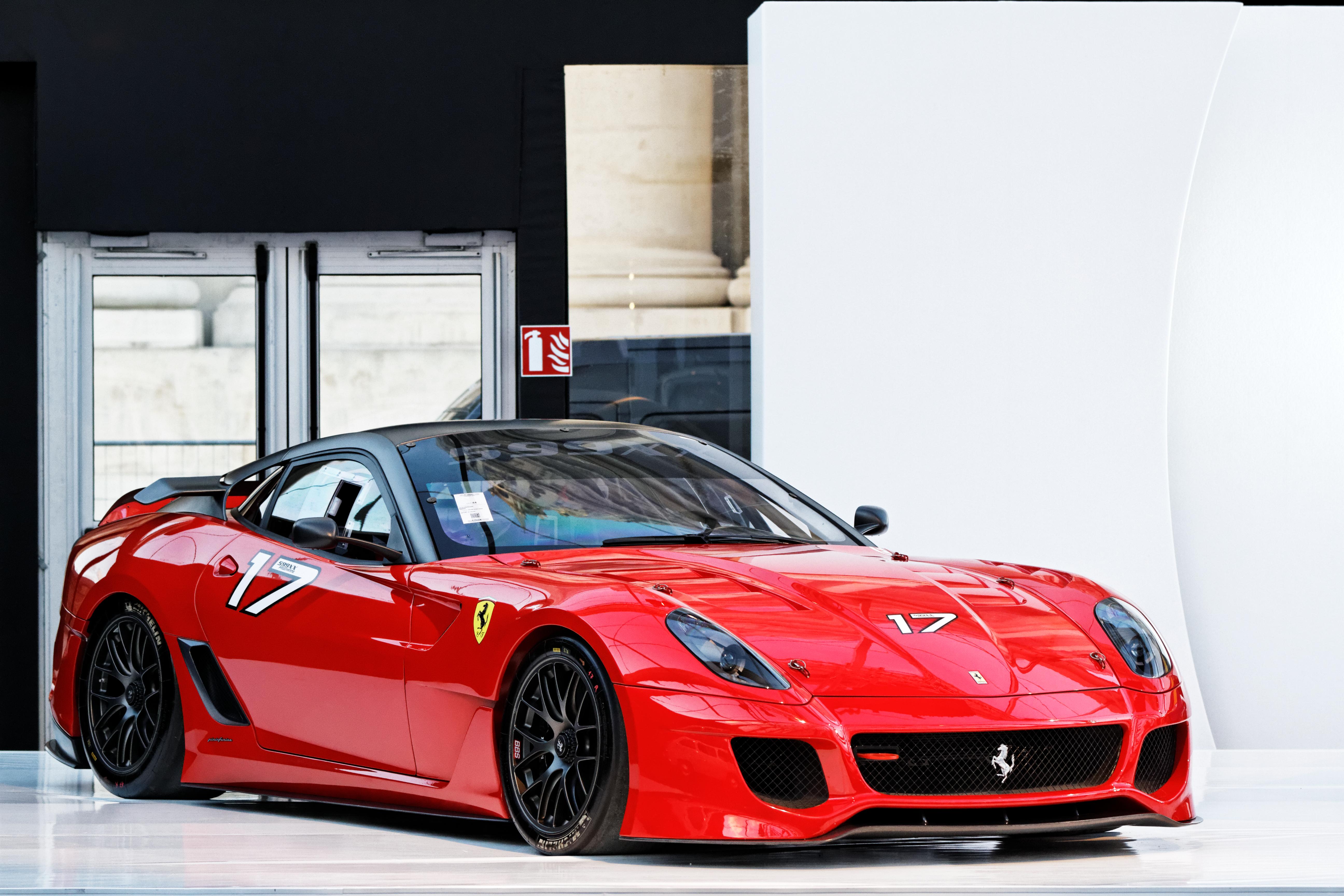 File Paris Rm Auctions 5 Février 2014 Ferrari 599xx 2010 009 Jpg Wikimedia Commons