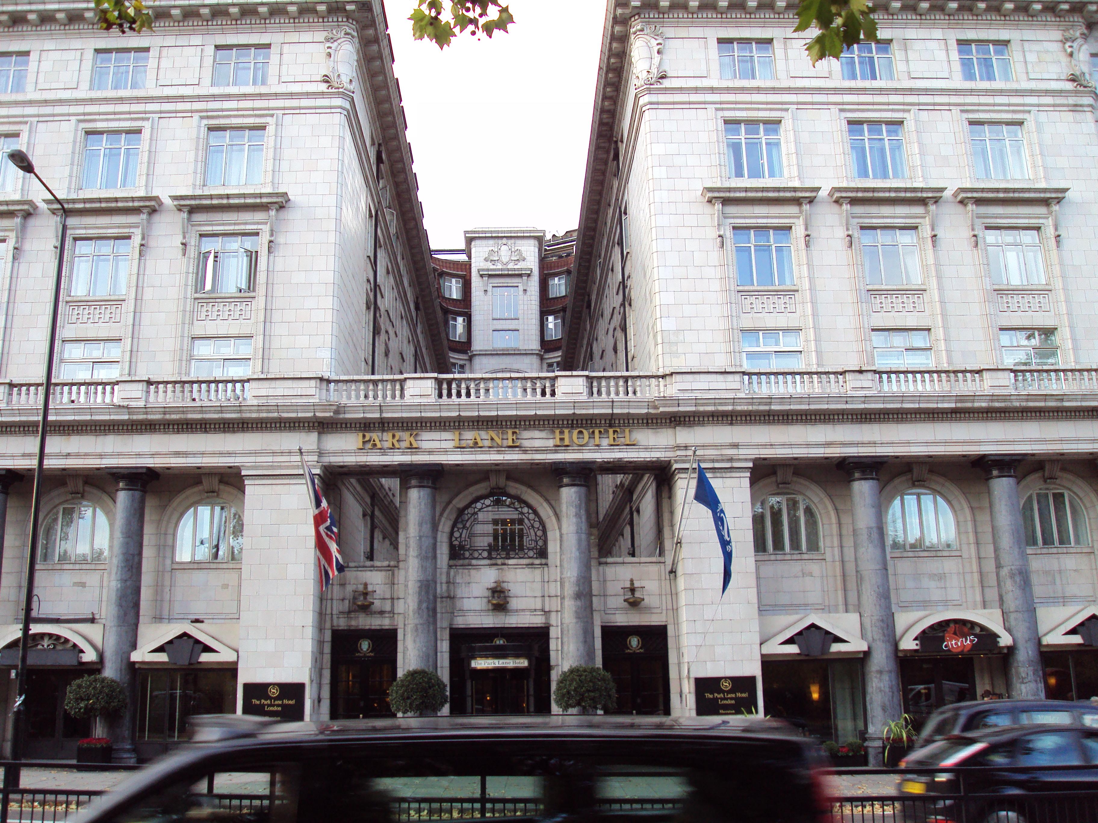 Park Lane Hotel Hk