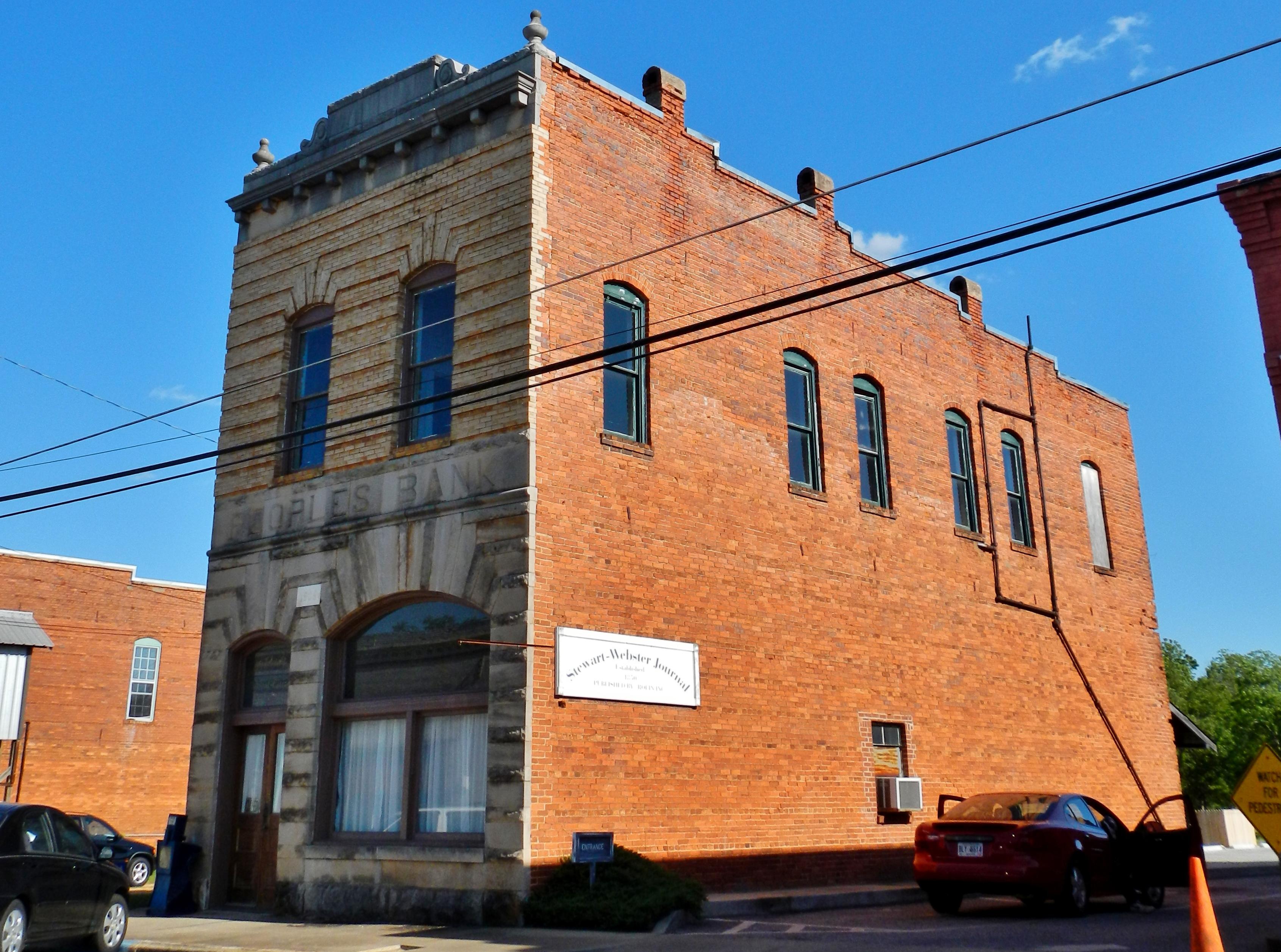 File:Peoples Bank (c. 1905) (Richland, GA).JPG