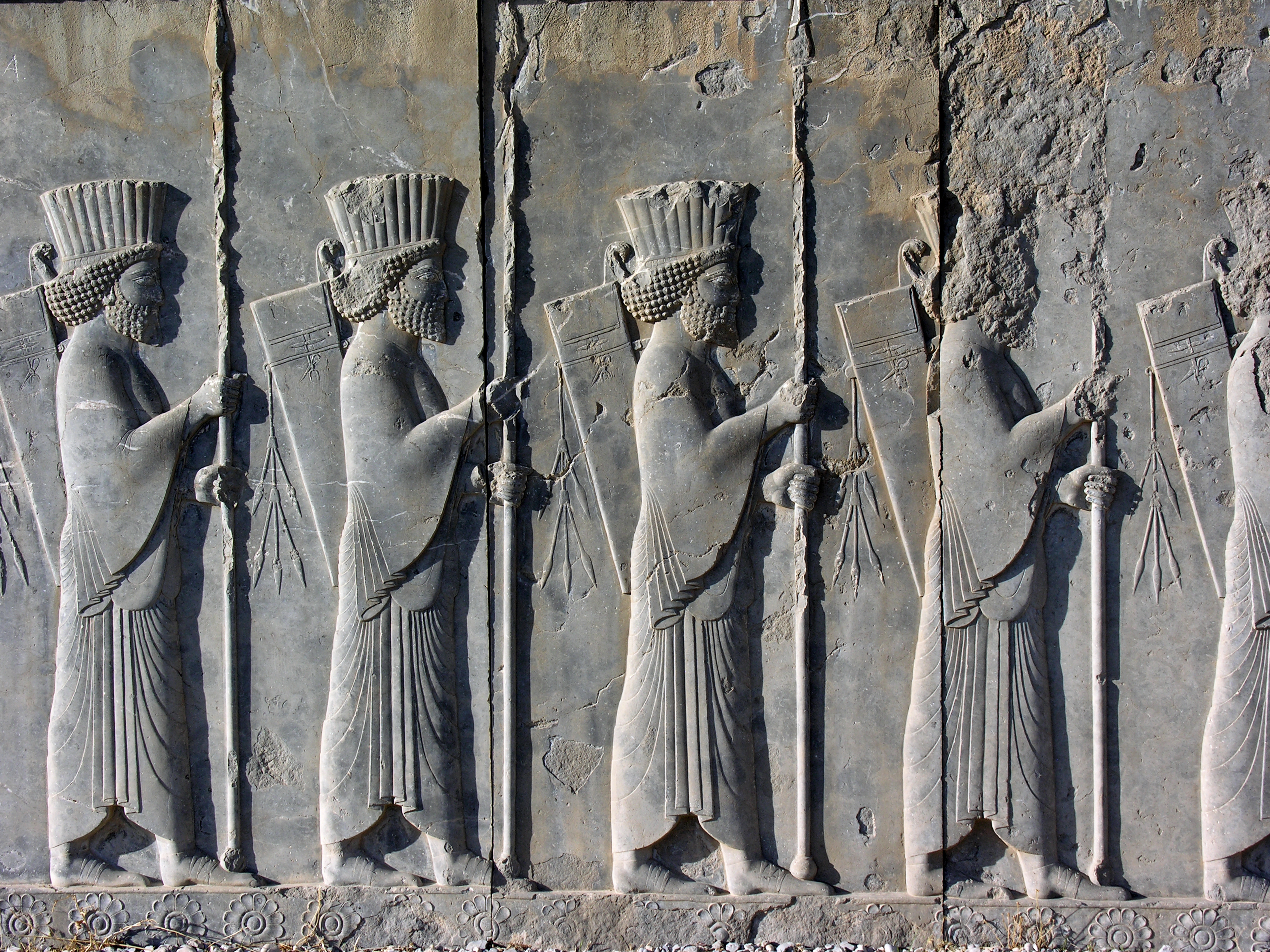 Image result for persian immortals
