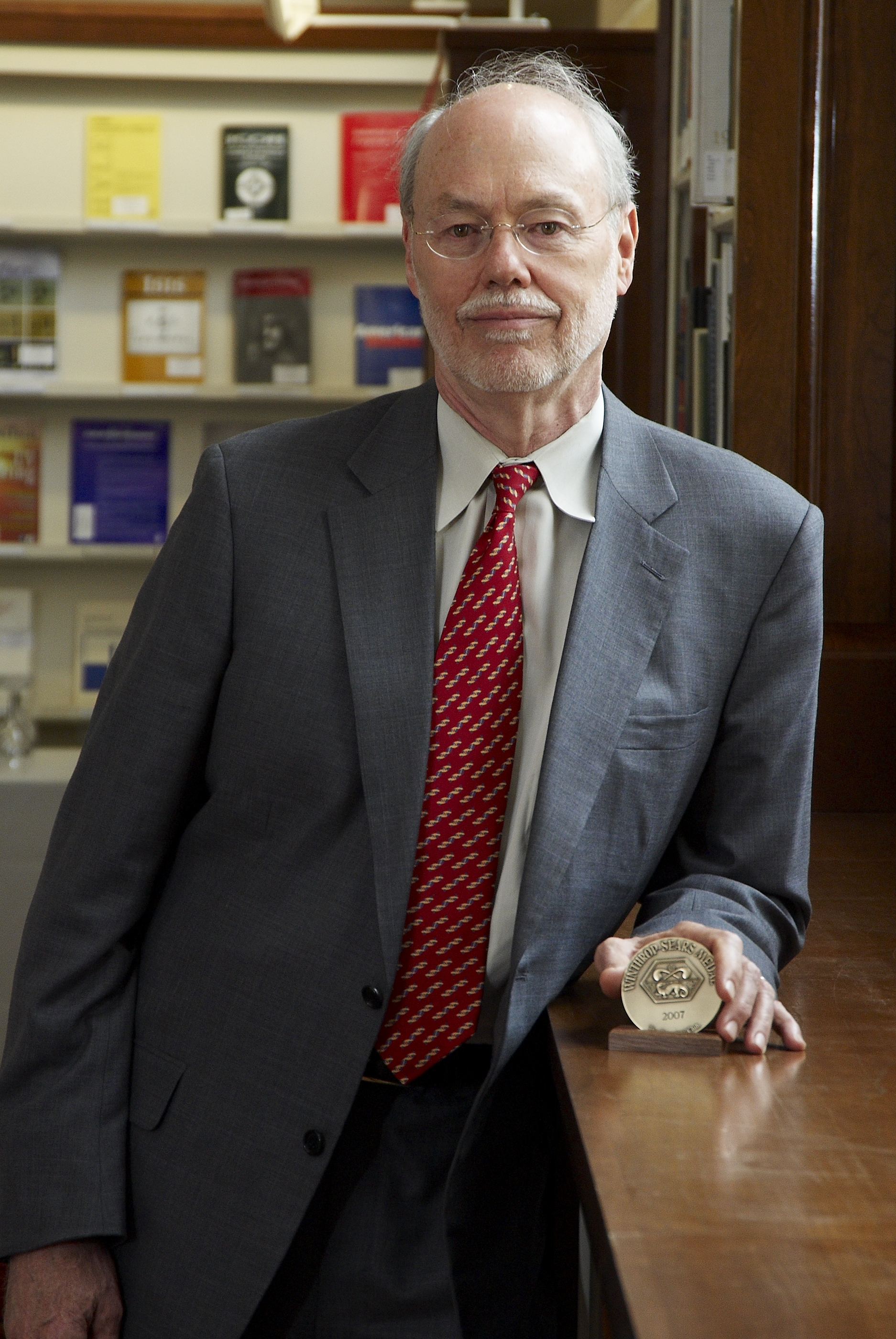 With [[Winthrop-Sears Medal]], 2007