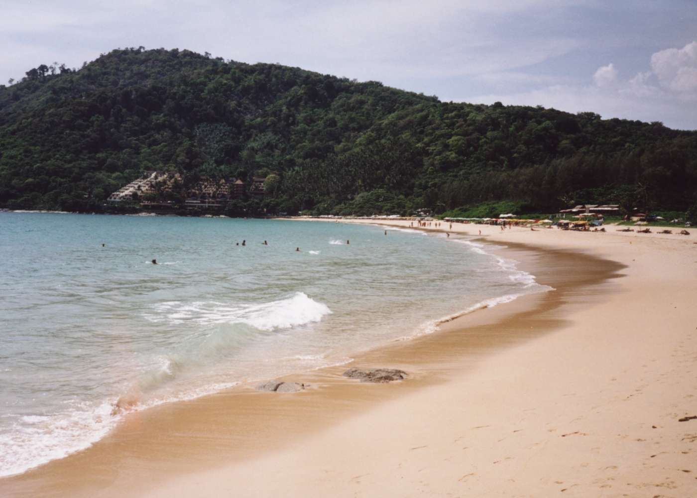 Nai Harn Beach Hotels