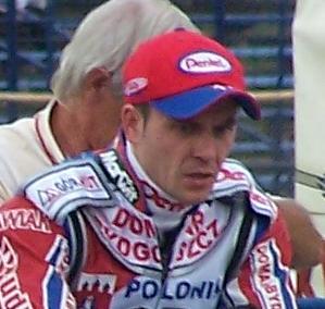 Piotr Protasiewicz Polish speedway rider