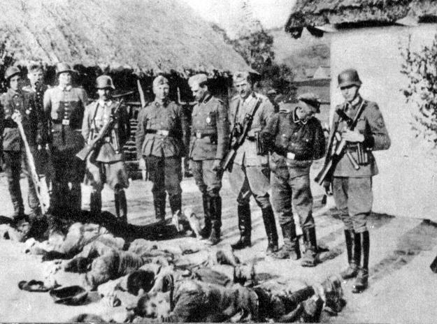 Depiction of Crimen de guerra