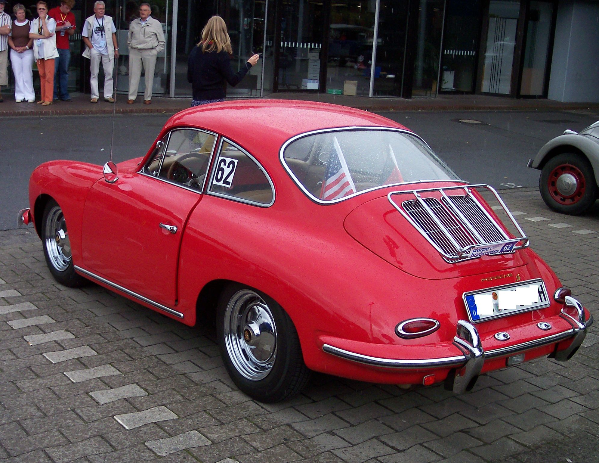 File Porsche 356b T6 1600 Super Coupe Red Hl Jpg