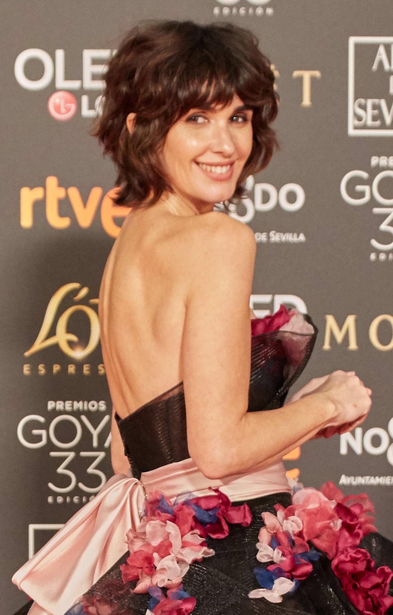 File:Premios Goya 2019 - Paz Vega (cropped) jpg - Wikimedia