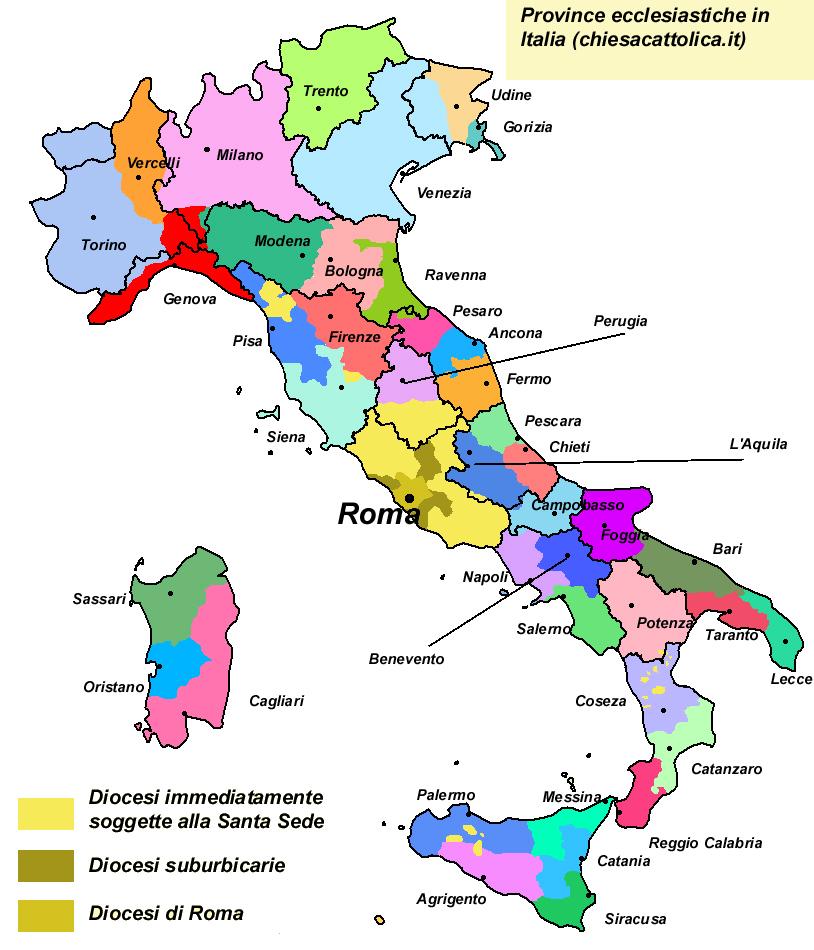 Cartes Villes Pouilles Italie