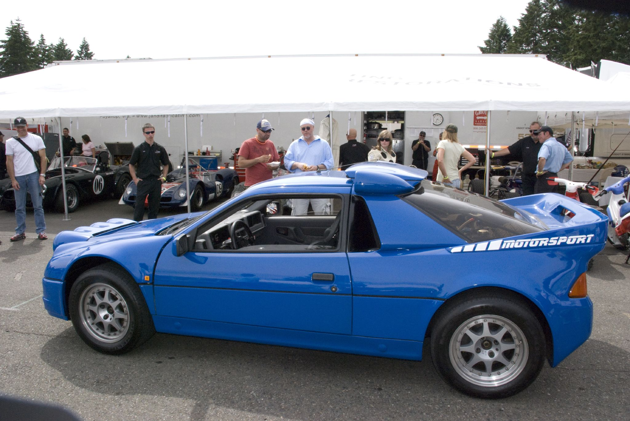 & Ford RS200 - Wikiwand markmcfarlin.com