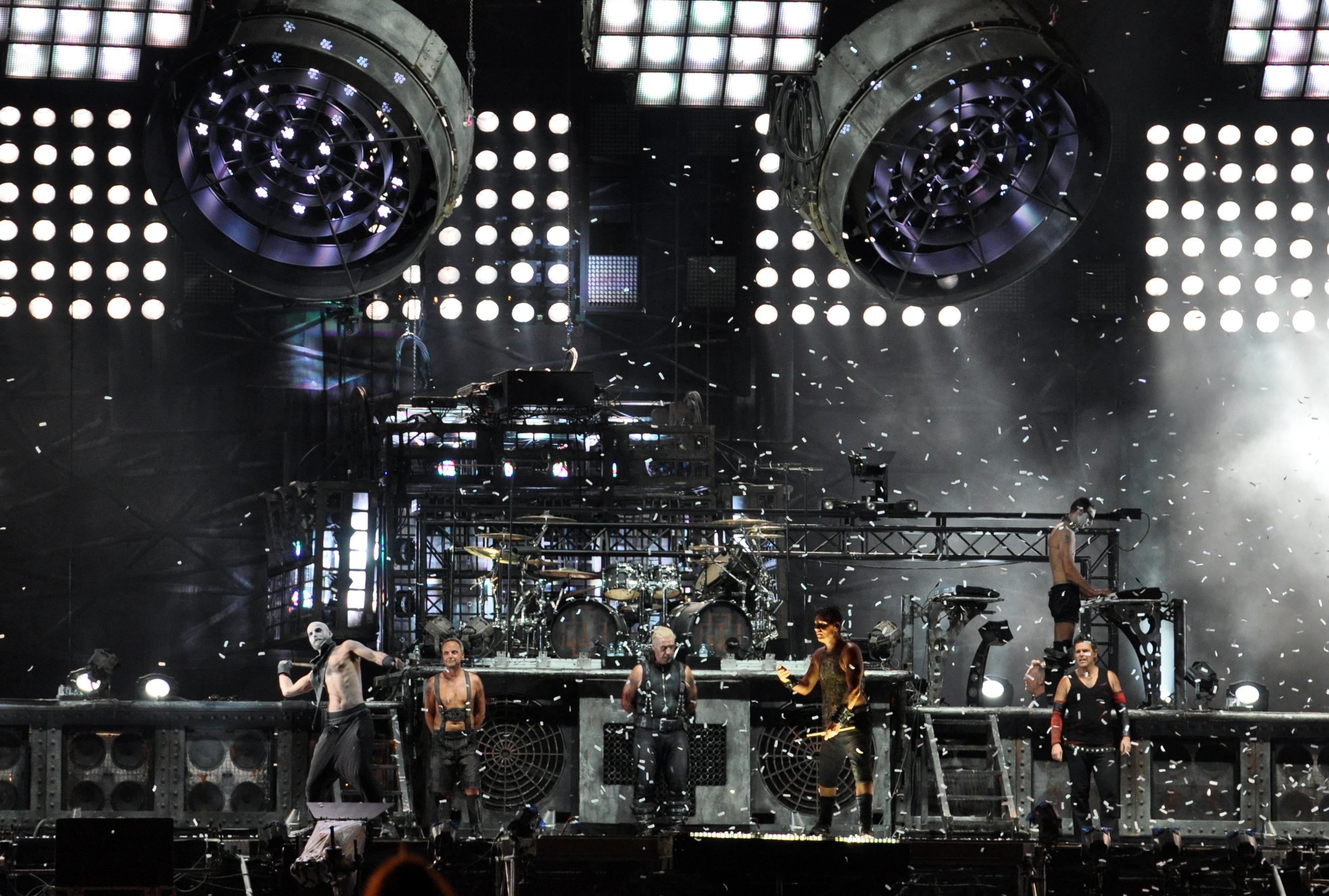 Rammstein Tour  Twin Cities