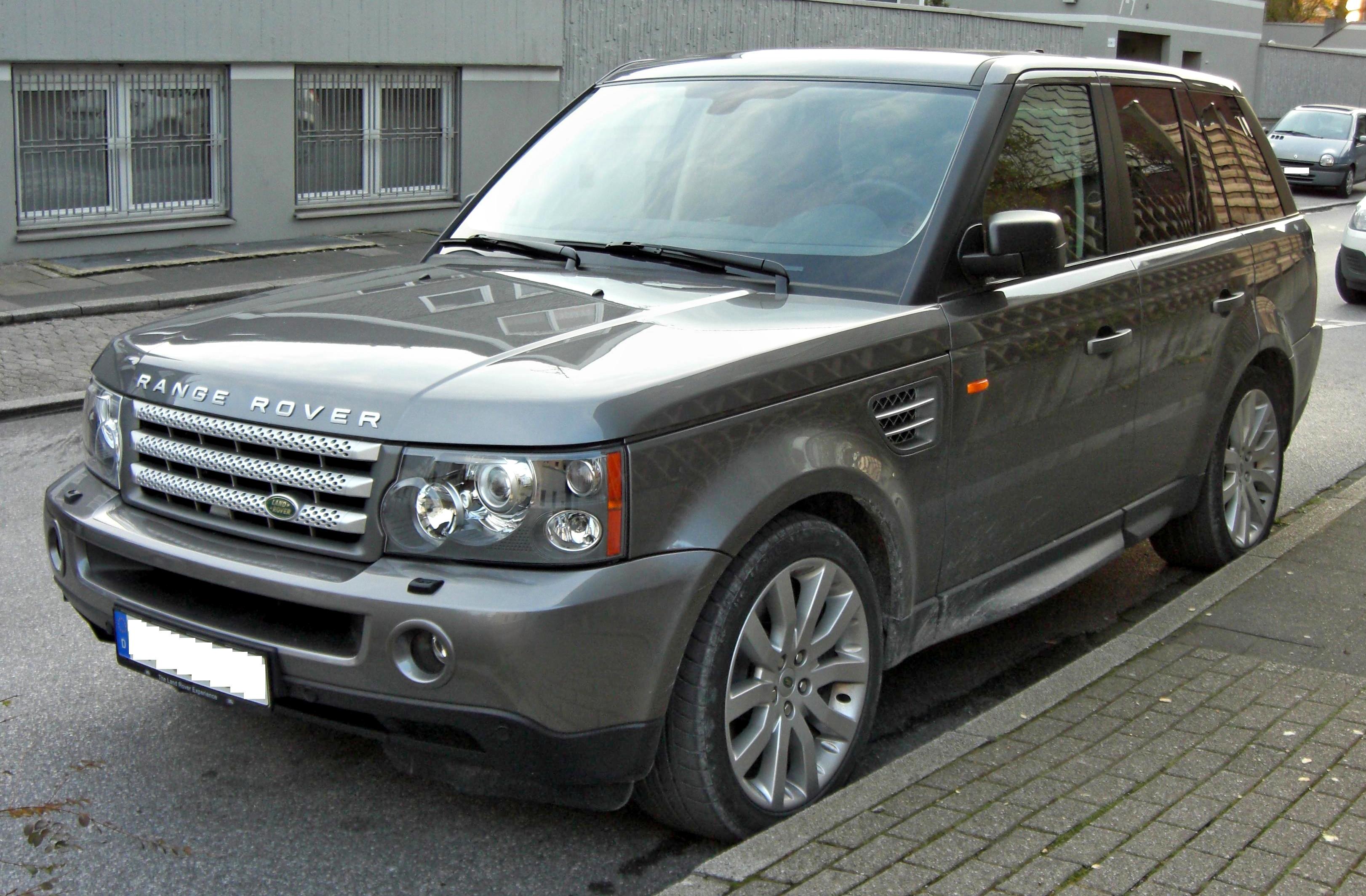 Range Rover Sport Wikipedia >> Range Rover Sport Wikipedia | Upcomingcarshq.com