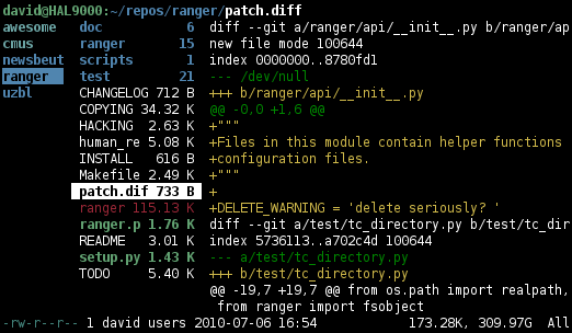 ranger (file manager) - Wikipedia