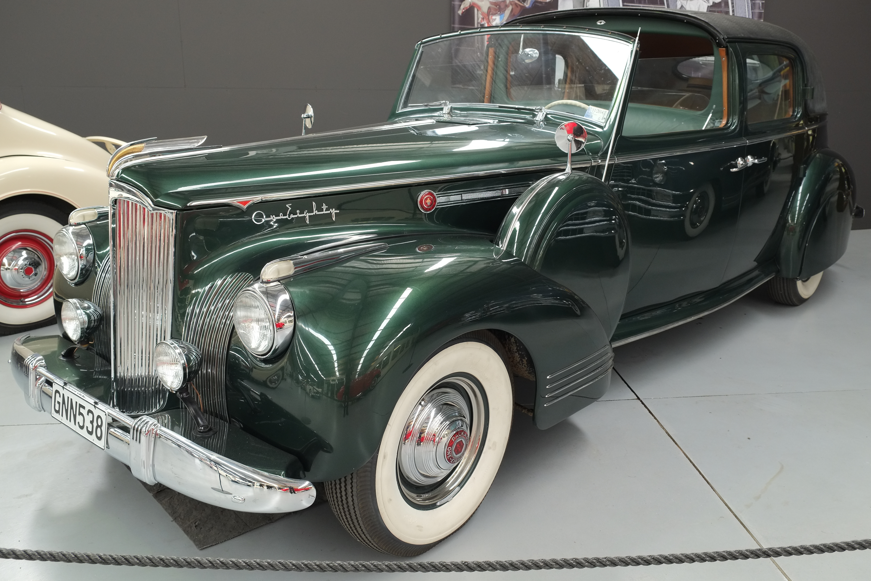 Rare_1941_Packard_Rollson_180_Limousine_