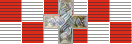 Ribbon of an Order of the Croatian Cross.png