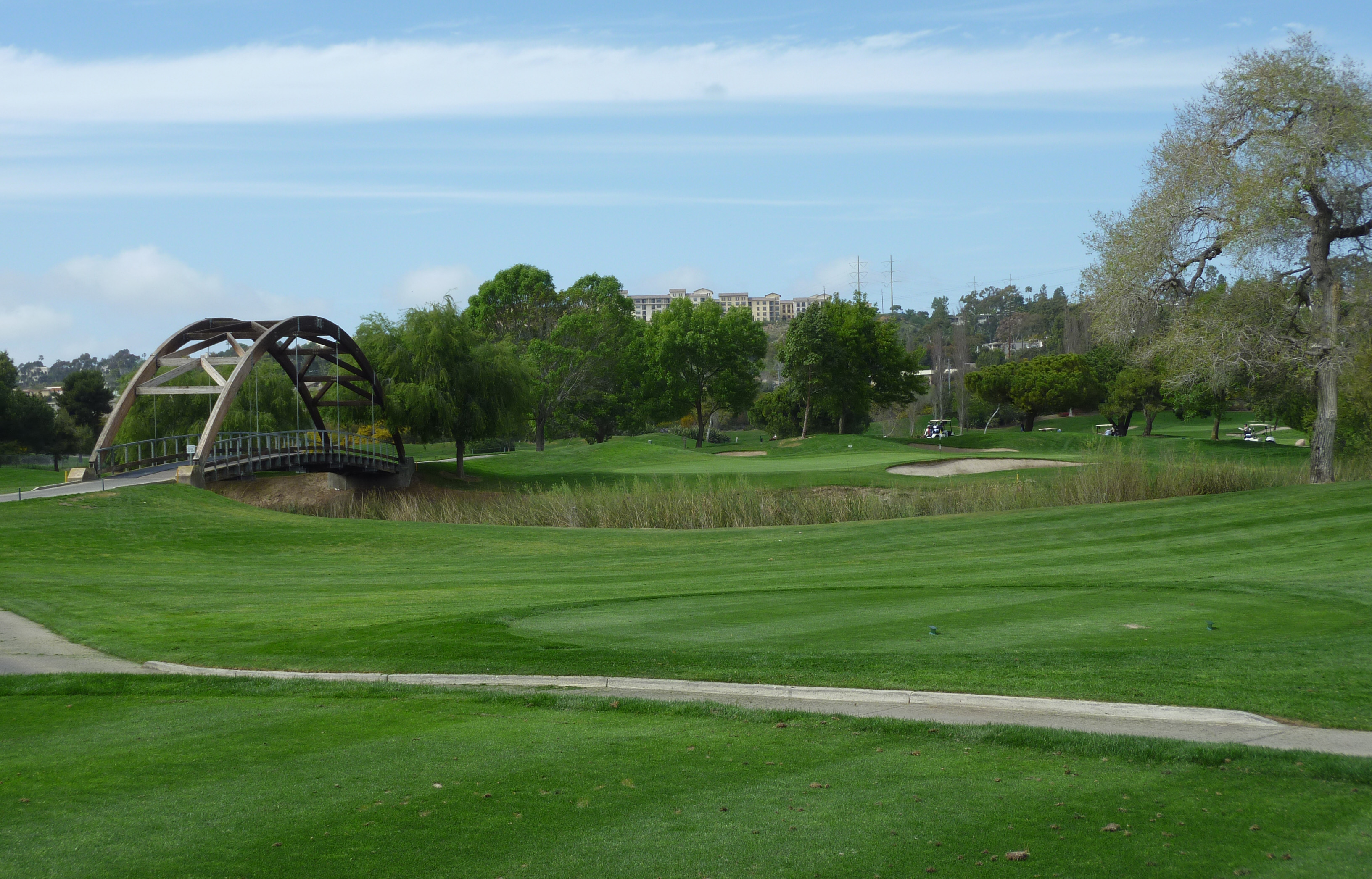 Presidio Golf Club Dining Room
