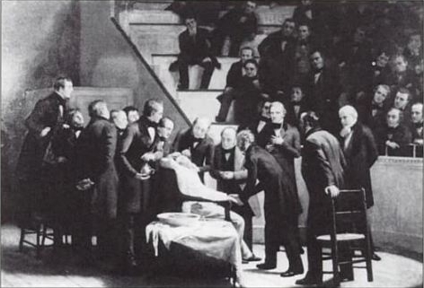 http://upload.wikimedia.org/wikipedia/commons/e/e0/Robert_Hinckley_The_First_Operation_Under_Ether_1881-96.JPG