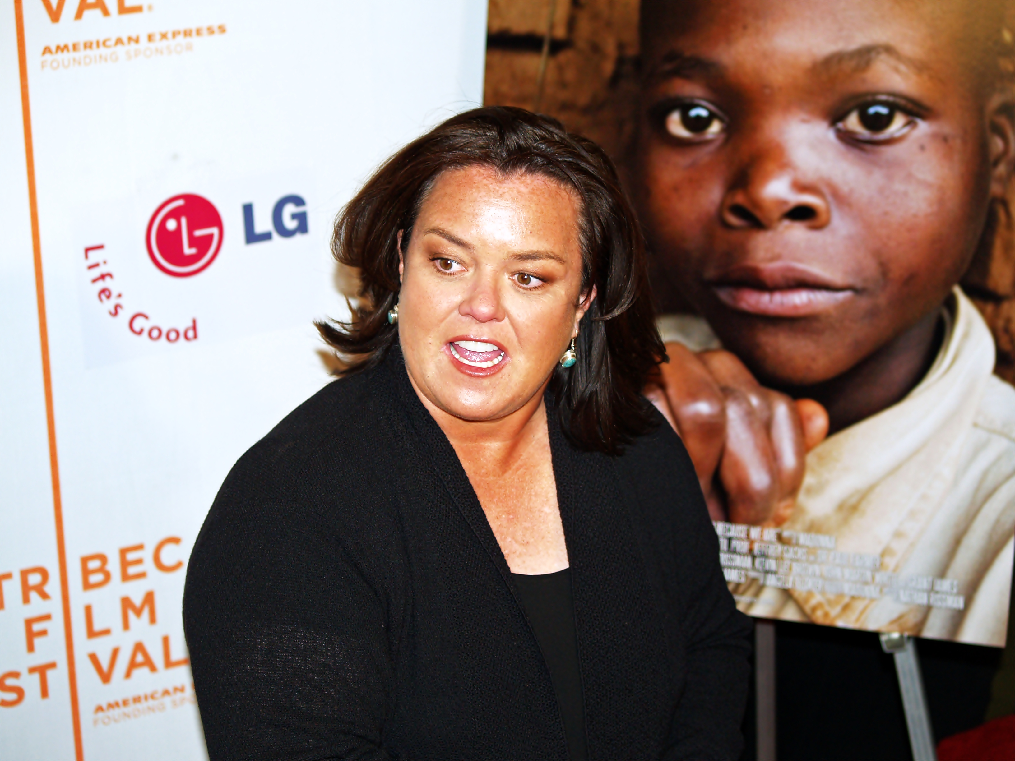About Rosie Odonnell Actor Television Presenter Writer Voice