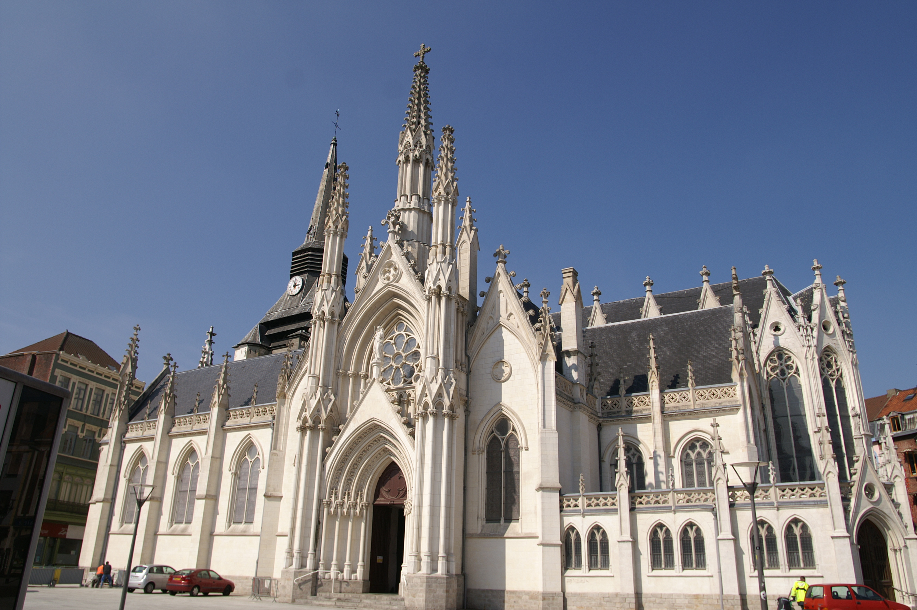 File roubaix glise saint martin wikimedia commons - Immo saint martin roubaix ...