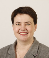 Ruth Davidson British politician