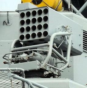 Identifique el lugar y los Sistemas de Armas SCLAR_Launcher