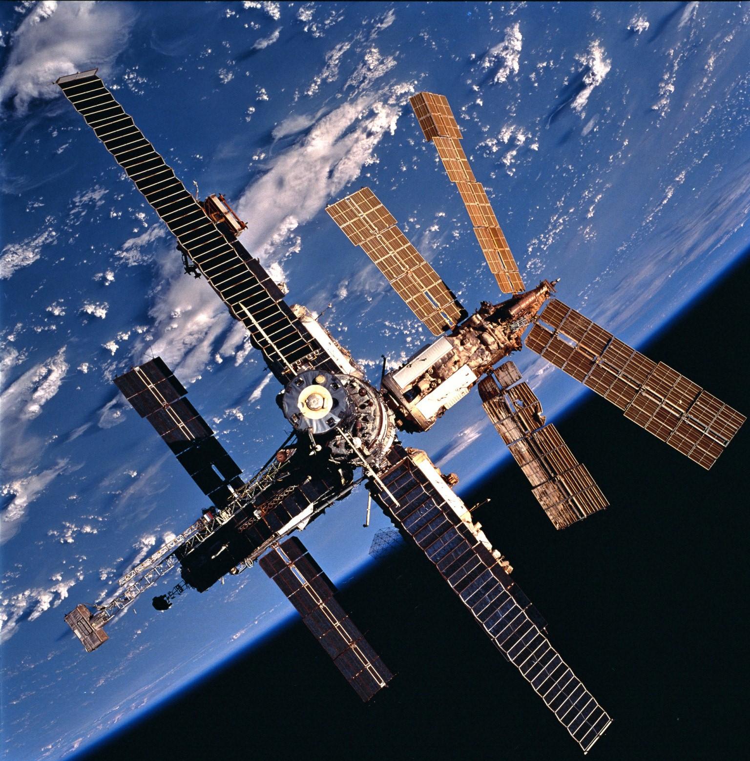 mir space station blueprint - photo #31