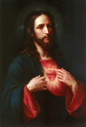 English: Holy Heart