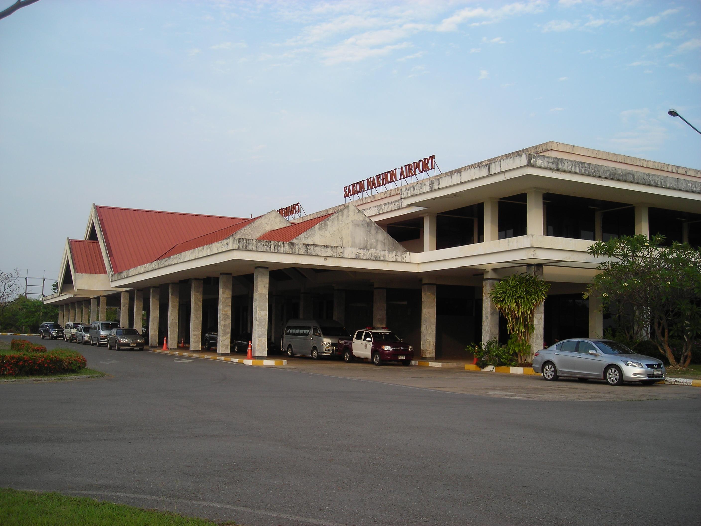 Sakon Nakhon Airport Wikipedia