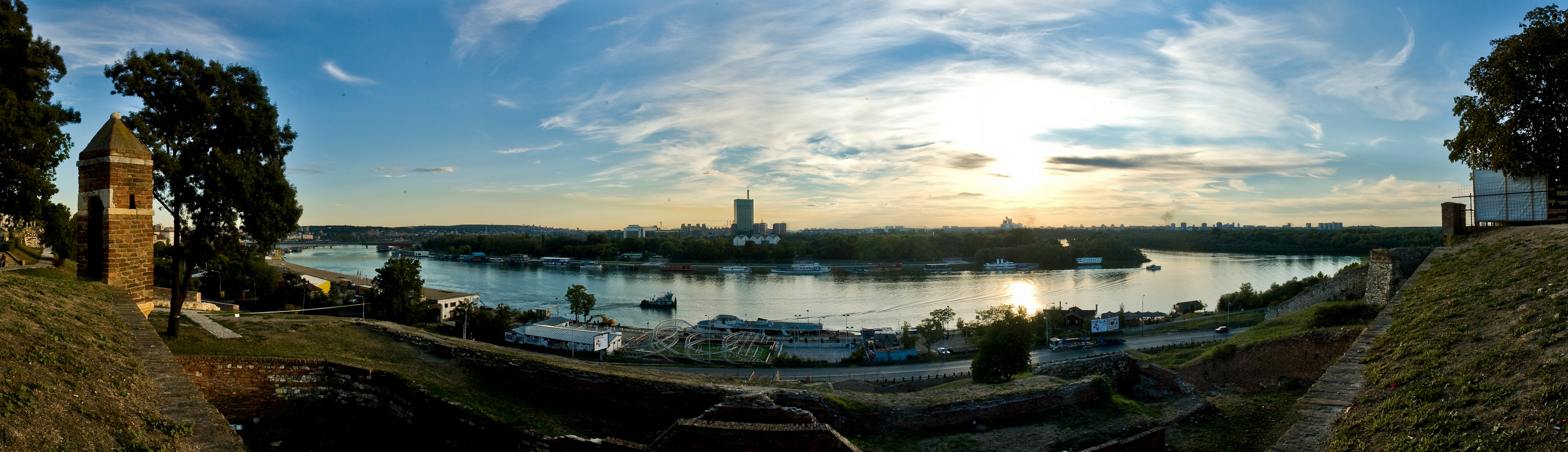 Belgrade Serbia  City pictures : Datei:Sava river in Belgrade, Serbia – Wikipedia